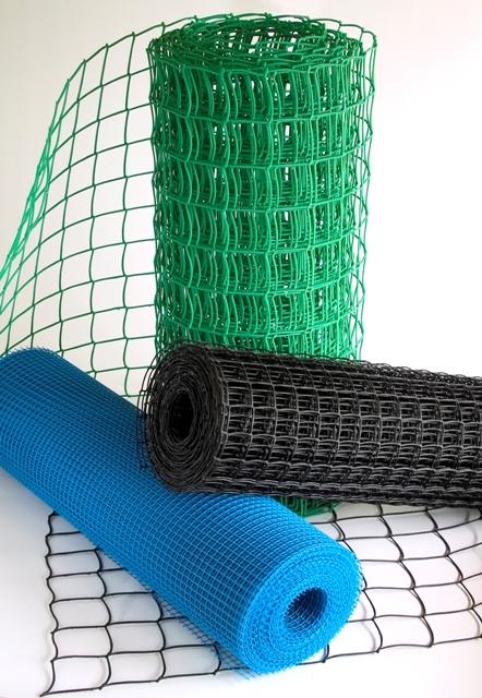 садовая сетка пластиковая 50*50 мм